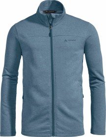 VauDe Valua Fleece Jacke blaugrau (Herren) (41911-981)