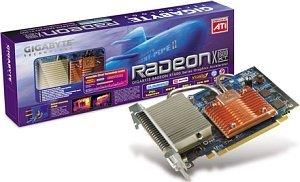 Gigabyte Radeon X1600 XT, 256MB DDR3, VGA, DVI, ViVo, PCIe (GV-RX16T256V-RH)