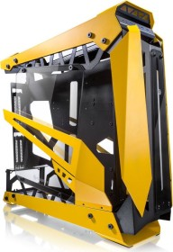 Raijintek Nyx Pro Yellow, gelb, Glasfenster (0R20B00184)