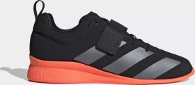 adidas Adipower 2 core black/night metallic/signal coral (Herren) (EG1214)