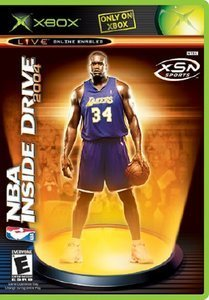 NBA Inside Drive 2004 (German) (Xbox)