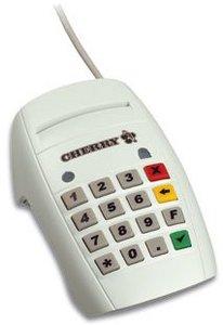 Cherry SmartTerminal ST-2000U, USB 2.0 (ST-2000UC-R/ST-2000UCZ-R)