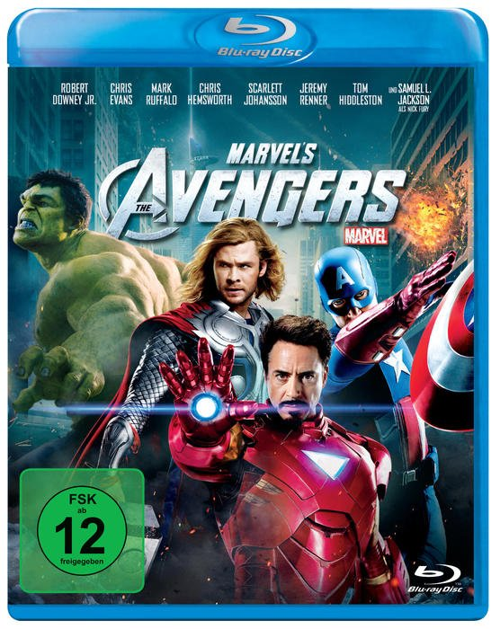 Marvel's The Avengers (Blu-ray)