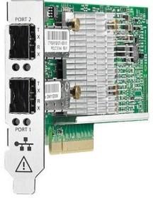 HP 530SFP+, 2x SFP+, PCIe 2.0 x8 (652503-B21)