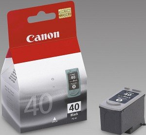 Canon PG-40 Ink black (0615B001)
