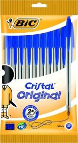 BIC Cristal Original, 0.4mm blau, 10er-Pack (830863)
