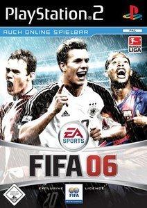 EA Sports FIFA 06 (englisch) (PS2)