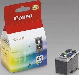 Canon CL-41 ink coloured (0617B001)
