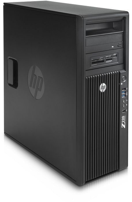 HP Workstation Z220 CMT, Xeon E3-1225V2, 4GB RAM, 1000GB (WM474EA/WM473ET)