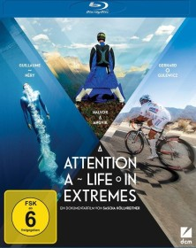 Attention: A Life in Extremes (Blu-ray)