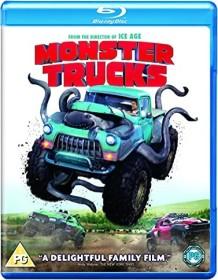 Monster Trucks (Blu-ray) (UK)