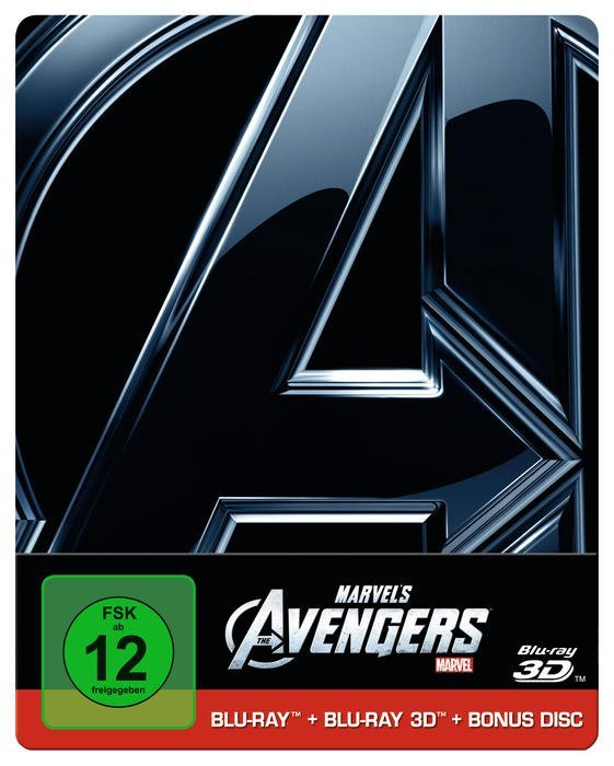 The Avengers (3D) (Special Editions) (Blu-ray)