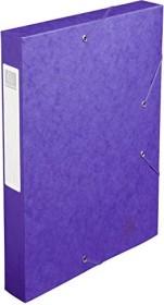 Exacompta Archivbox Cartobox A4, 40mm, violett (14015H)