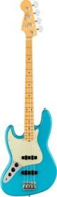 Fender American Professional II jazz bass Left-hand MN Miami Blue (0193982719)