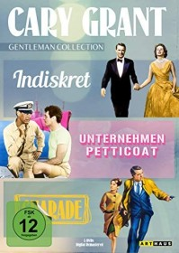Cary Grant Gentleman Collection (DVD)