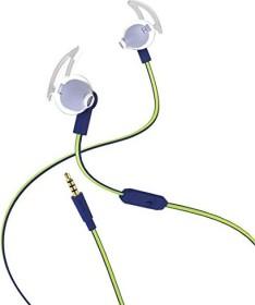 "Hama Stereo-Headset ""Reflective"" Blau/Gelb (184095)"
