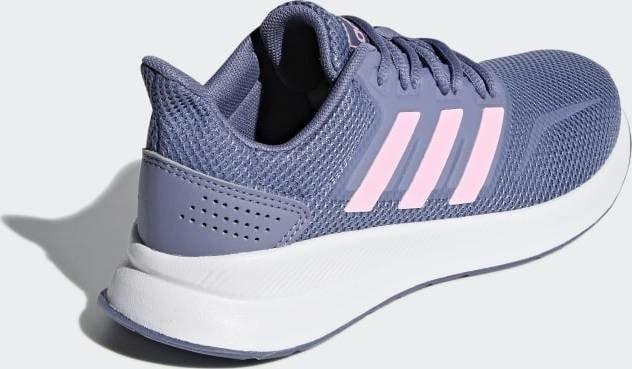 Maldito alcanzar champú  adidas Runfalcon raw indigo/true pink/core black (Junior) (F36541) starting  from £ 35.13 (2021) | Skinflint Price Comparison UK