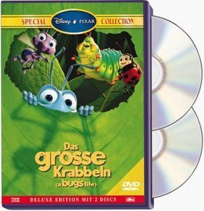 Das große Krabbeln - A Bug's Life (Special Editions)