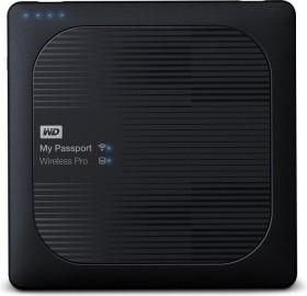 Western Digital WD My Passport Wireless Pro 2TB, USB 3.0 Micro-B/WLAN (WDBP2P0020BBK)