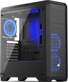 SilentiumPC Regnum RG4T RGB Pure Black, Glasfenster (SPC205)