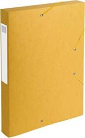 Exacompta Archivbox Cartobox A4, 40mm, gelb (14006H)