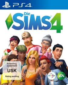 Die Sims 4 - Deluxe Party Edition (Download) (DE) (PS4)
