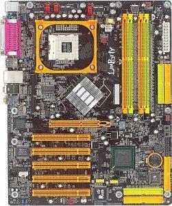 DFI LANparty Pro875B, i875P (dual PC-3200 DDR)