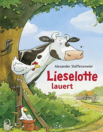 Lieselotte lauert -- via Amazon Partnerprogramm