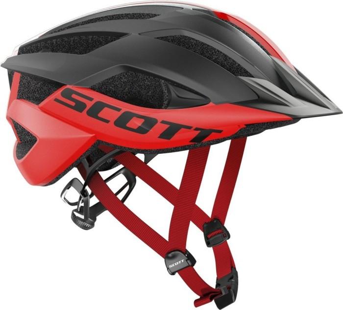 Scott Arx MTB Plus Helm rot/schwarz (241251-1018)