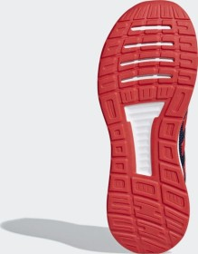 adidas Runfalcon Running Shoes Kids dark blue active red core black