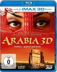 IMAX: Arabia (3D) (Blu-ray)