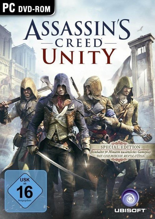 Assassin's Creed: Unity - Special Edition (PC)