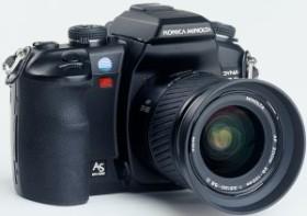 Konica Minolta Dynax 7D Digital schwarz mit Objektiv AF 28-100mm (9970804)