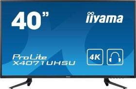 "iiyama ProLite X4071UHSU-B1, 39.5"""