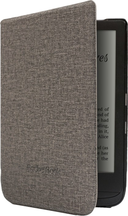 PocketBook Cover Shell grau (WPUC-627-S-GY)