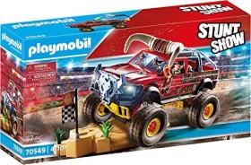 playmobil Stuntshow - Monster Truck Horned (70549)