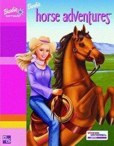 Barbie: Pferdeabenteuer (niemiecki) (PC)