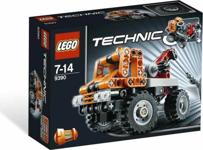 LEGO - Technic - Mini Tow Truck (9390) -- via Amazon Partnerprogramm