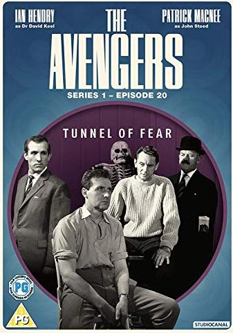 The Avengers (UK) -- via Amazon Partnerprogramm