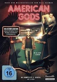 American Gods - Season 2 (DVD)