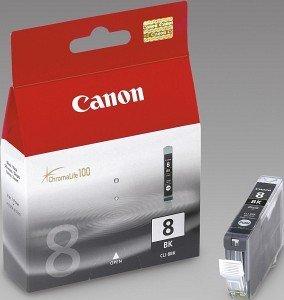 Canon CLI-8BK Tinte schwarz (0620B001)