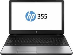 HP 355 G2 silber, A8-6410, 4GB RAM, 1TB HDD (L8B00ES)