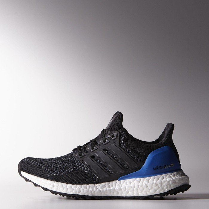 e077bc110d398 adidas Ultra Boost core black gold met (Junior) (B26852) starting ...