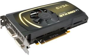 EVGA GeForce GTX 560 Ti, 2GB GDDR5, 2x DVI, mini HDMI (02G-P3-1568)