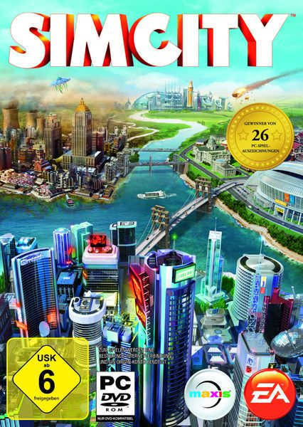 Sim City 5 - Limited Edition (deutsch) (PC)