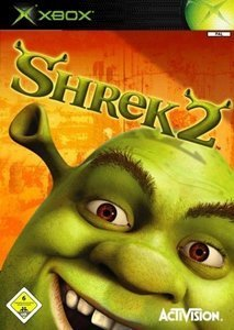 Shrek 2 (German) (Xbox)