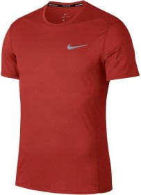 Nike Dri-FIT Miler Cool Laufshirt kurzarm rush coral/heather (Herren) (892994-816)