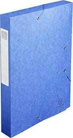 Exacompta Archivbox Cartobox A4, 40mm, blau (14005H)