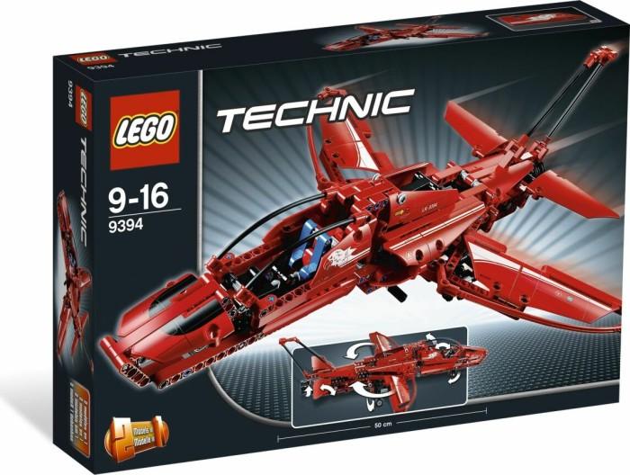 LEGO - Technic - Düsenflugzeug (9394) -- via Amazon Partnerprogramm