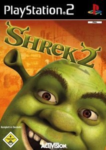 Shrek 2 (German) (PS2)